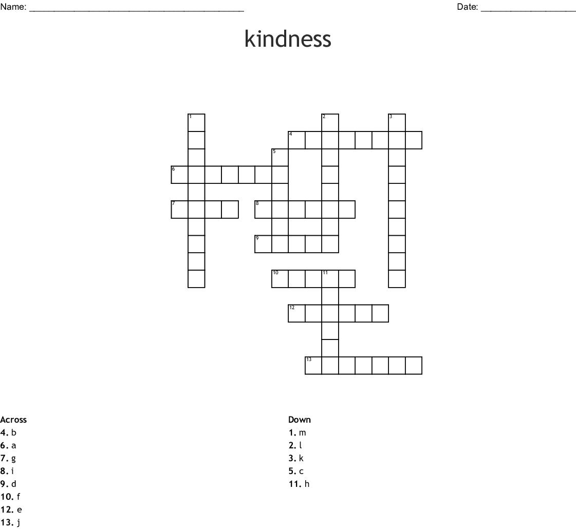Pin On Kindness Activities