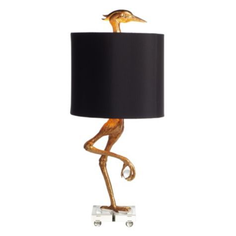 Etonnant Z Gallerie Crane Table Lamp