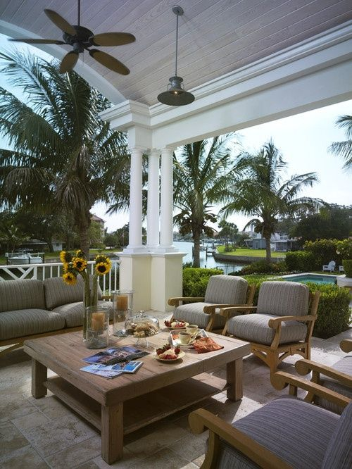 Pinspiration 25 Beautiful Porch Patio Design Looks Style Estate
