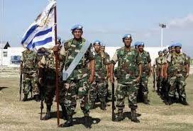 Uruguay retirará tropas mantiene en Haití desde 2004 | NOTICIAS AL TIEMPO