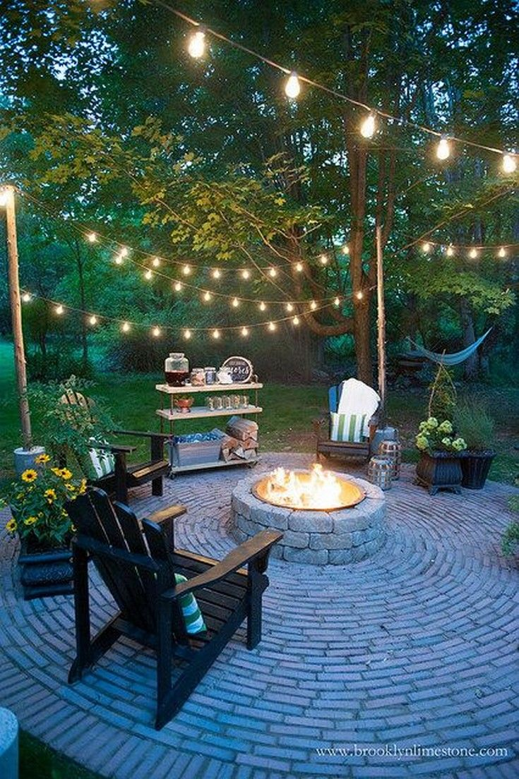 Diy Fire Pit Backyard Budget Decor Prodigal Pieces Fire Pit Backyard Budget Backyard Backyard Fire