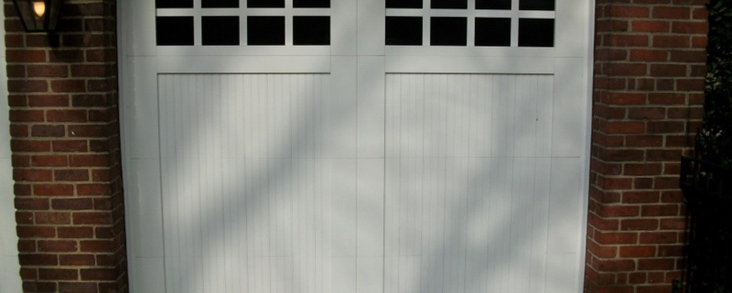 8 X 7 Design 11 With Beadboard Panels Faux Sq24 Windows One Carriage Doors Doors Garage Doors