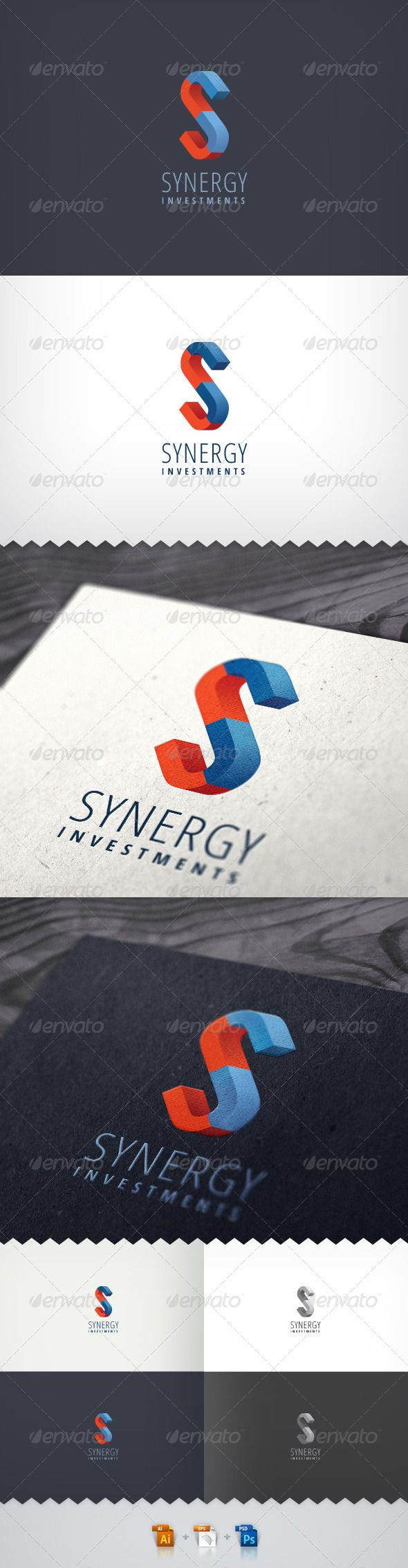 Synergy investments logos cara menghitung margin forex