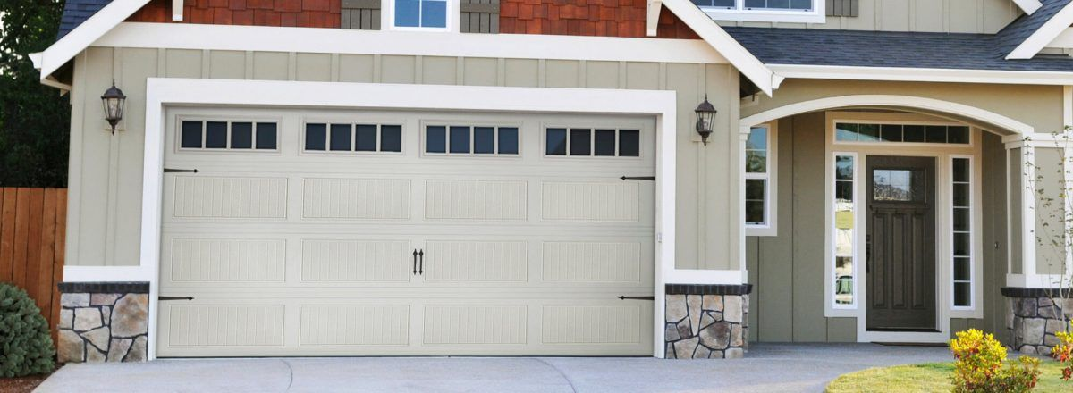Garage Door Services Replacement Old And Broken Garage Door