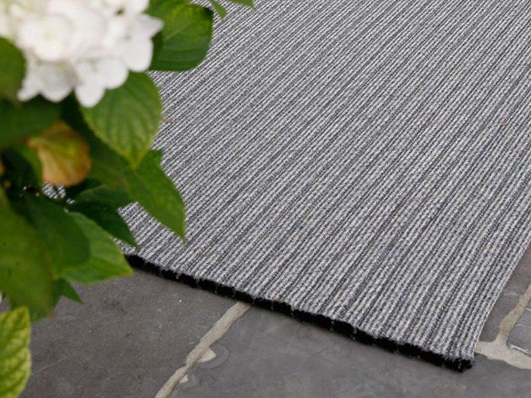 Patterned Outdoor Rug Samo High Tech Collection By Paola Lenti