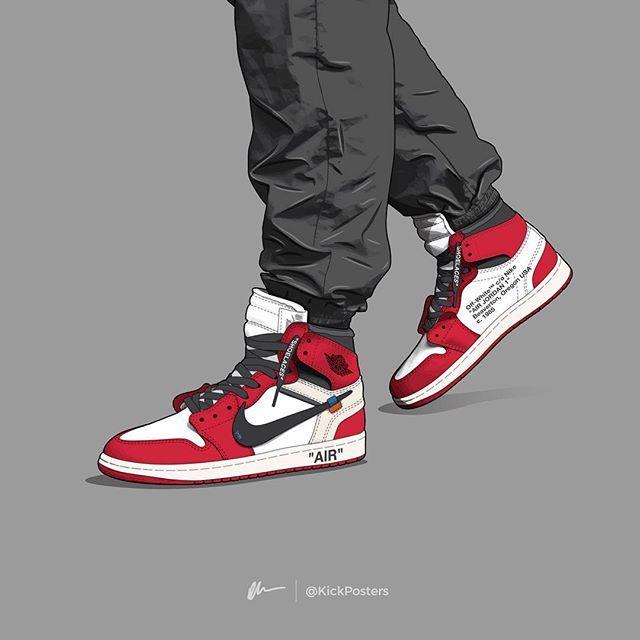 KickPosters.com | Sneaker Posters