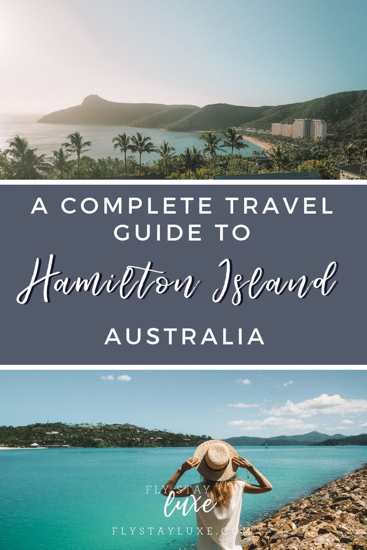 The Complete HAMILTON ISLAND Travel Guide is part of The Complete Hamilton Island Travel Guide Flystayluxe Com - Dreaming of a holiday in the Whitsundays  Hamilton Island is the perfect place to start  This Hamilton Island Travel Guide has all the best places to stay, eat and play  Read more