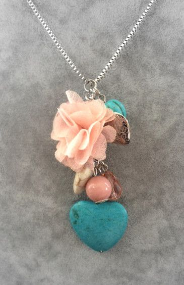 Beautiful necklace to raise money for a deserving breast cancer patient. http://www.facebook.com/giftsforjocelyn
