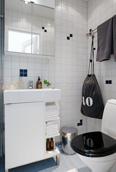 31+ Banos estilo nordico vintage inspirations