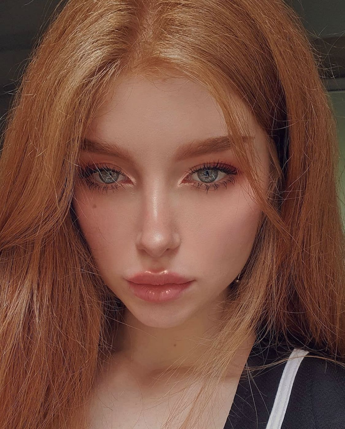 Pinterest • 𝑨𝒊𝒎𝔰𝒕𝒚𝒍𝒆 in 2020 Red haired beauty, Hair