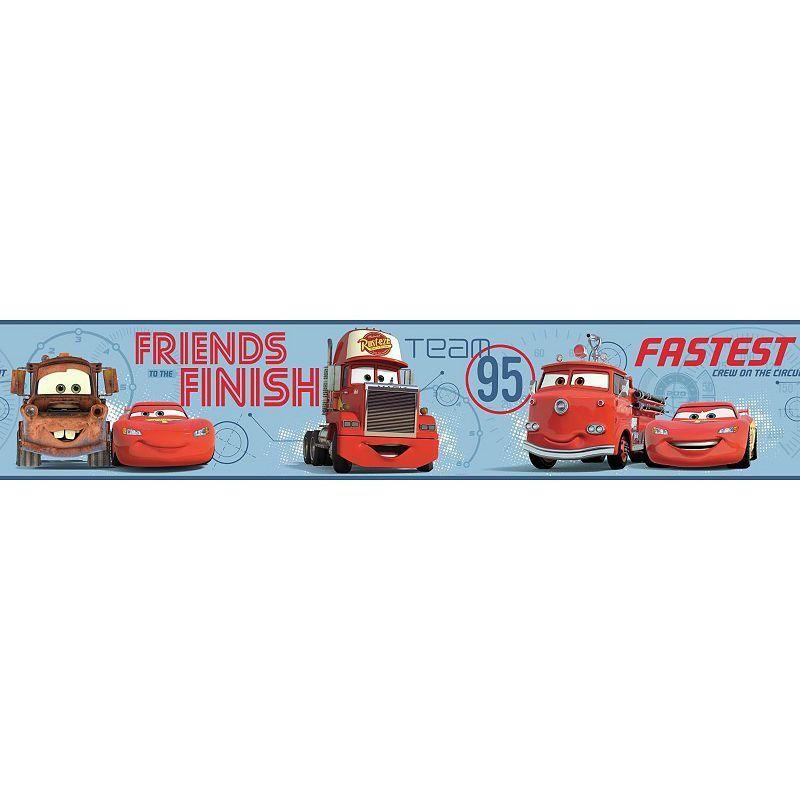 Disneyu0027s Cars Buddy Wall Border,