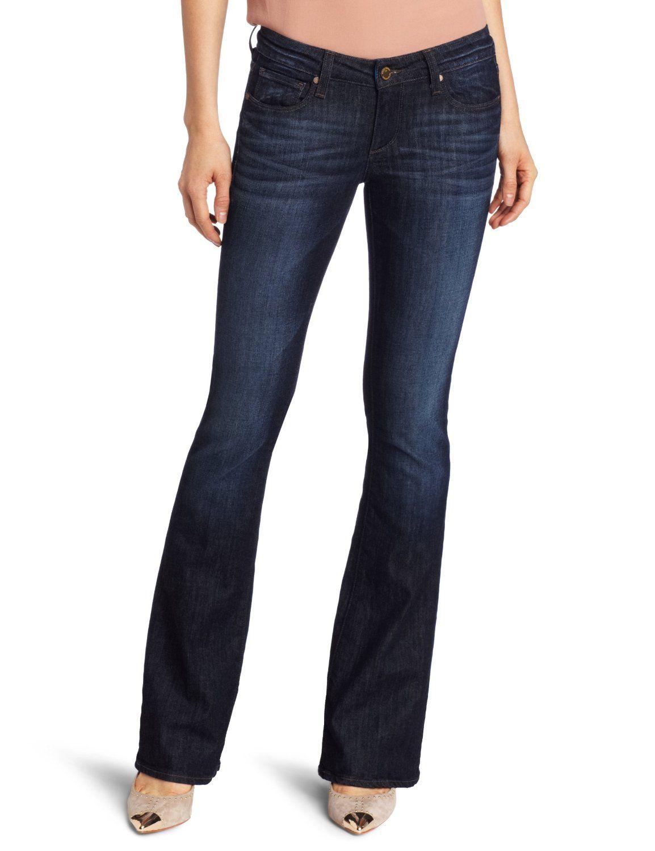 6f3c94fe3cd85 True Religion Women`s Billy Straight Jeans | Jeans | Jeans, True ...
