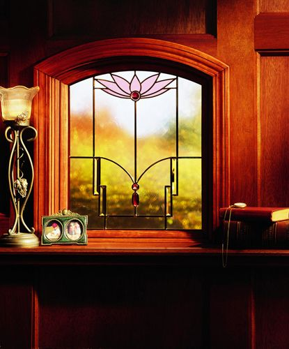 Home Living Renovation 400 Series Arch Specialty Window By Andersen