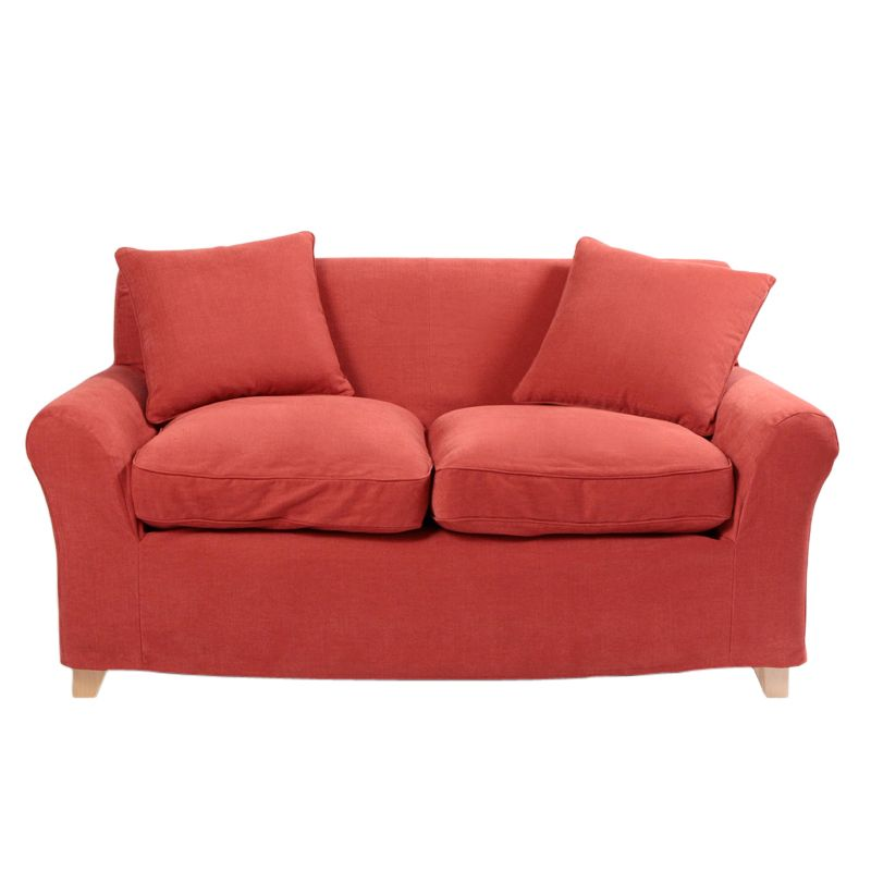 HAVEN 2 SEATER SOFA JAPANESE MAPLE