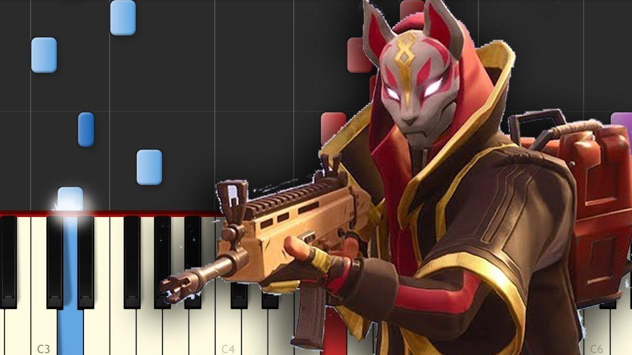 El Rap De Fortnite Bambiel Piano Tutorial Play Free Online Games Free Online Games Online Games