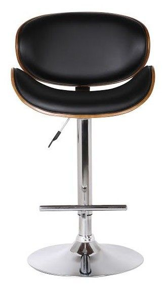 Adjustable Height Swivel Bar Stool | Sillas