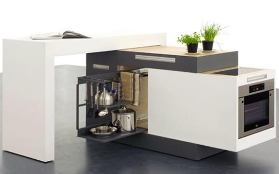 Modern Small Modular Kitchen Design  Kitchens  Pinterest Pleasing Compact Modular Kitchen Designs Inspiration
