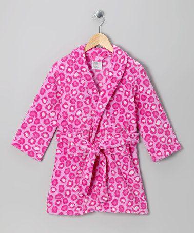 SWEET N SASSY Boys Plush Robe