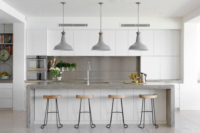 Arbeitsplatten Für Küche \u2013 Die Materialien Im Überblick Dekoration