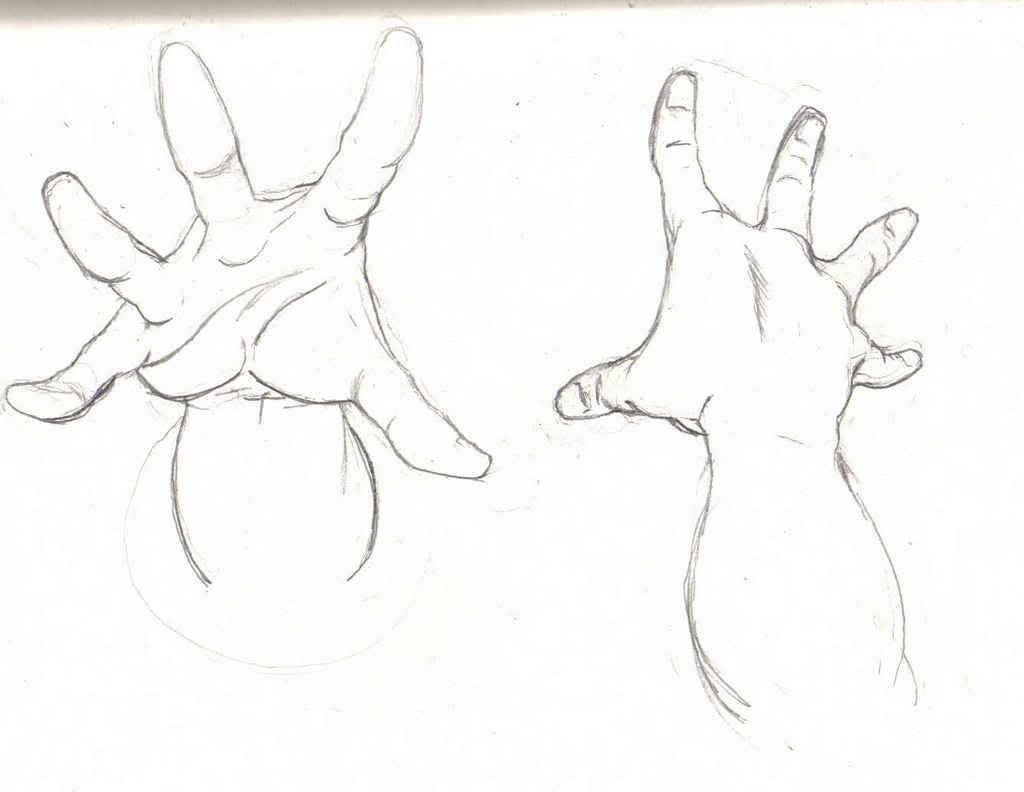 Resultado De Imagen Para Drawing Hands Reaching