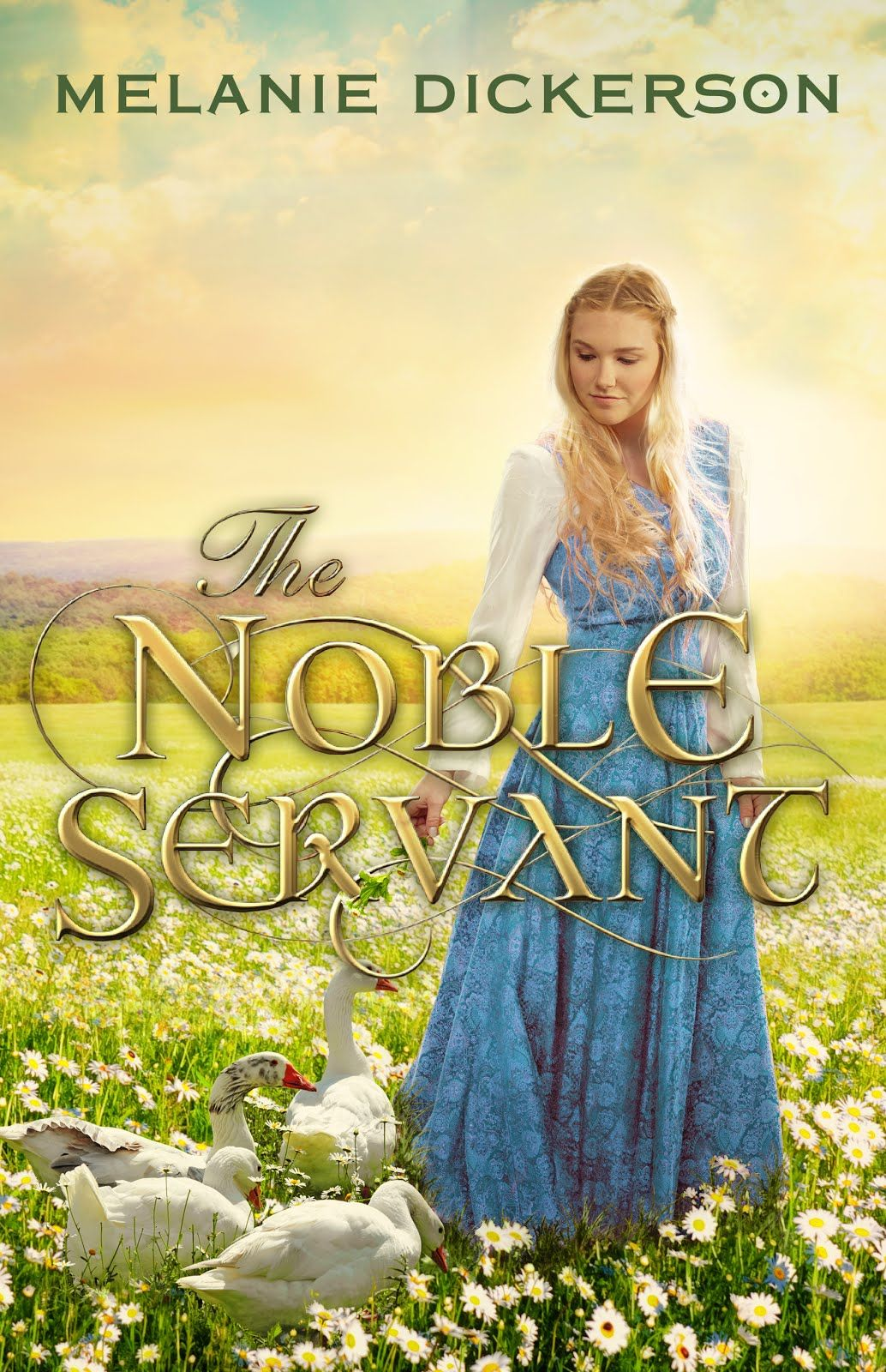 Melanie Dickerson - The Noble Servant