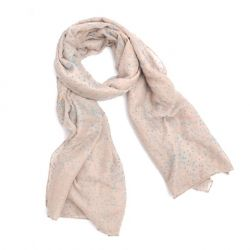 $3.45 New Arrival and Simple Style Tiny Star Print Long Scarf For Women