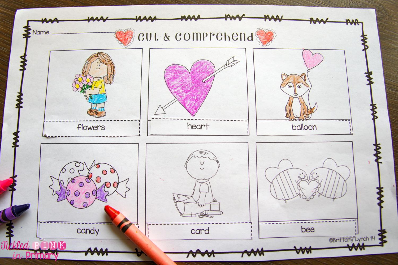 Simple Comprehension Worksheets For Beginning Readers