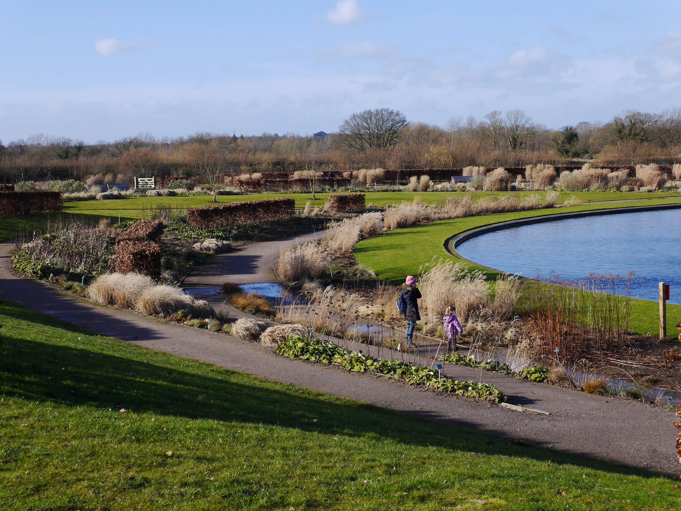 RHS Wisley (With images) | Landscape, Outdoor, Rhs