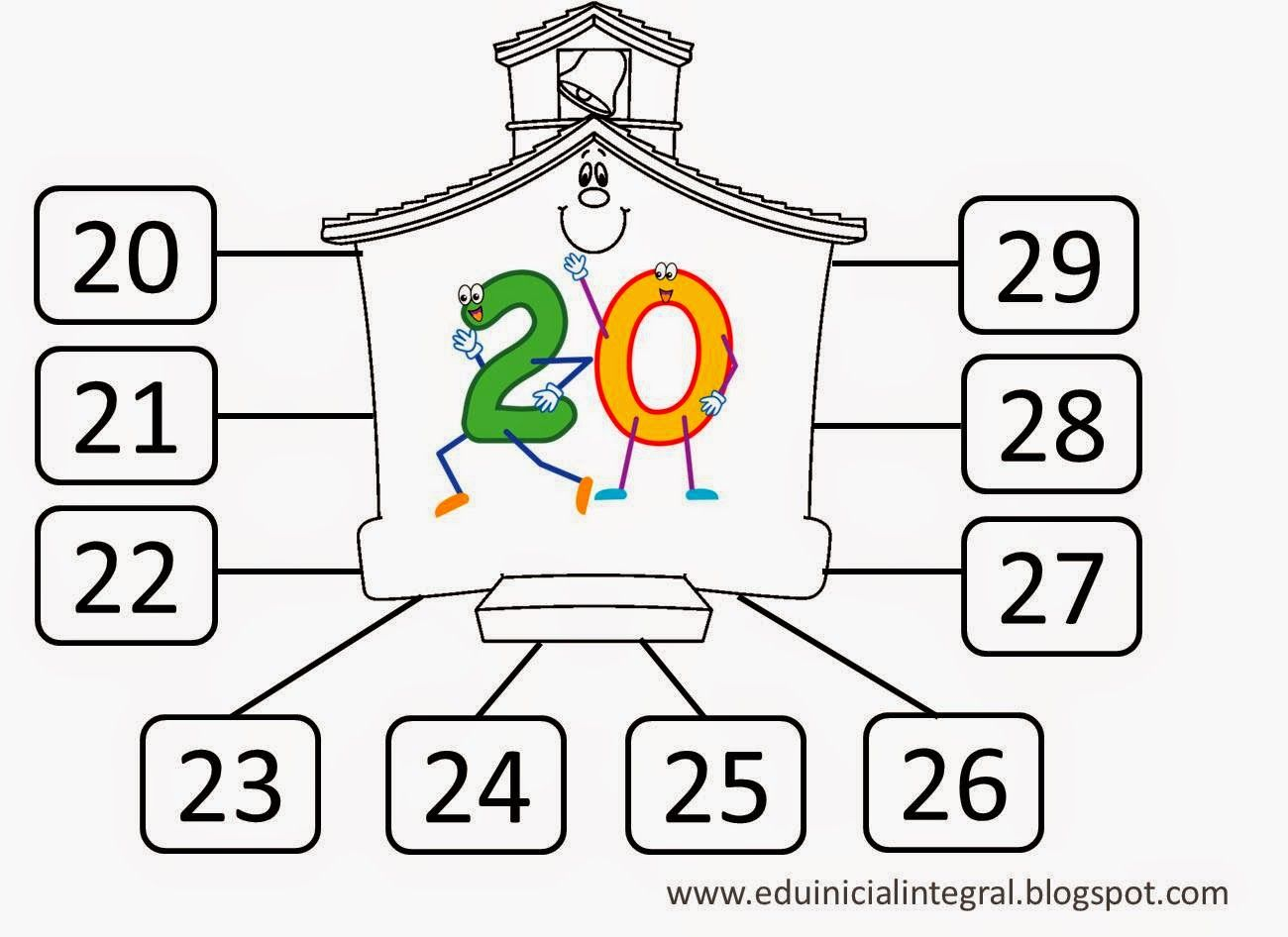 Resultado de imagen de el número 20