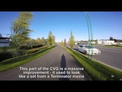 Vancouver Cycling #3 – Central Valley Greenway (CVG) in Metro Vancouver - Guide plus Video • Average Joe Cyclist