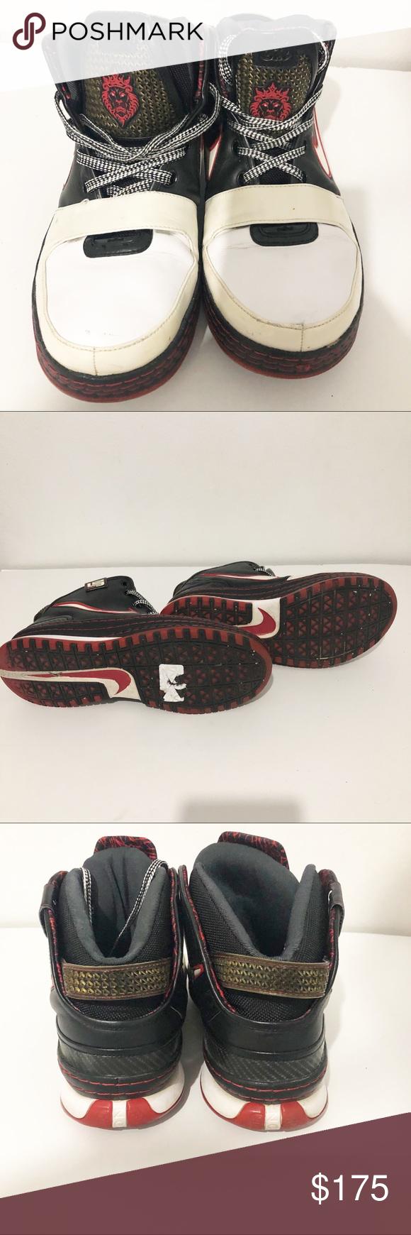 Nike Zoom Lebron VI Basketball Shoes (Stock  H) Nike Shoes Athletic Shoes 7c6780664