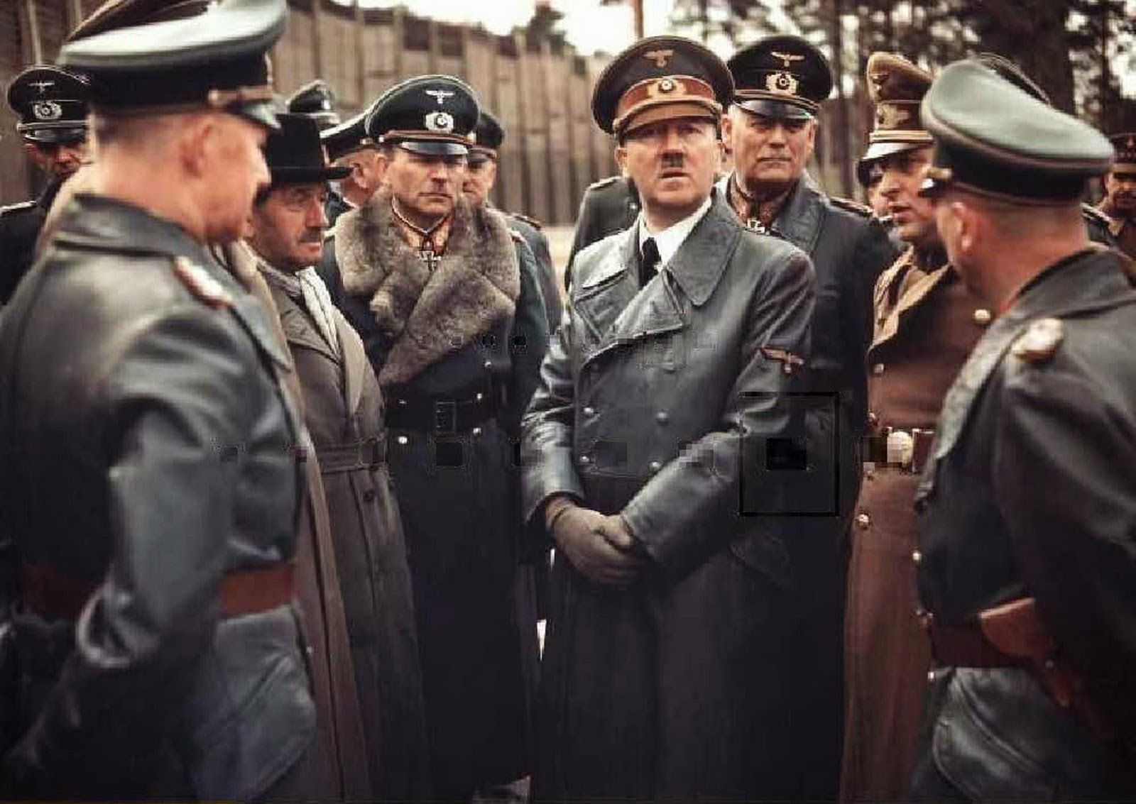 a biography of adolph hitler an austrian born german war leader Adolf hitler (german: [ˈadɔlf ˈhɪtlɐ]  hitler was born in austria—then part of austria-hungary—and was raised near linz  resulting in britain and france declaring war on germany in.