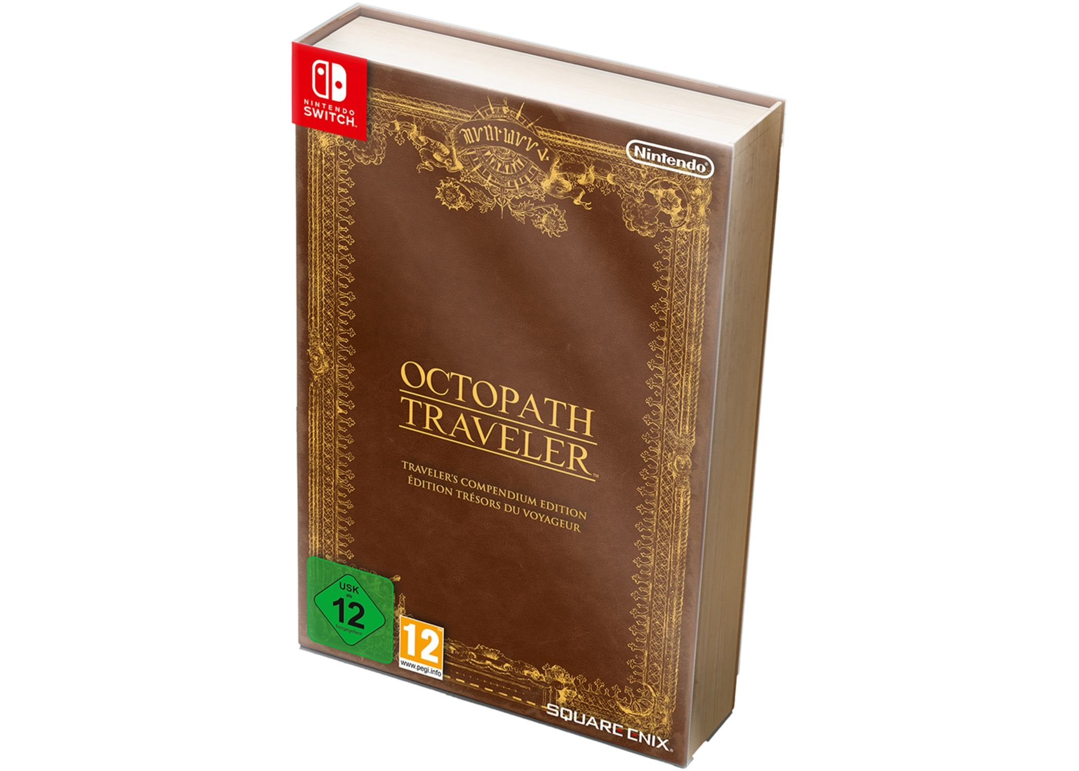 Buy Octopath Traveler: Traveler's Compendium Edition on Switch  GAME #Affiliate , #sponsored, #Traveler, #Octopath, #Buy, #Compendium, #GAME