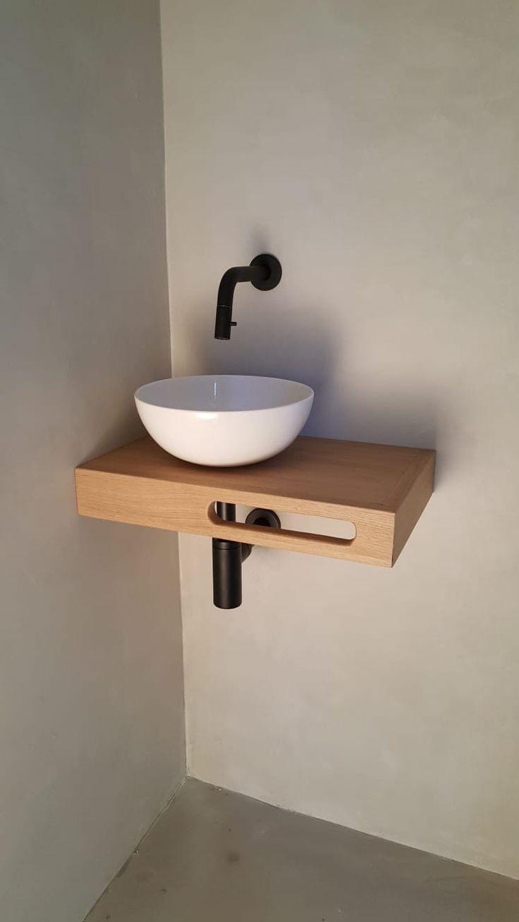 Fontein toilet #smalltoiletroom