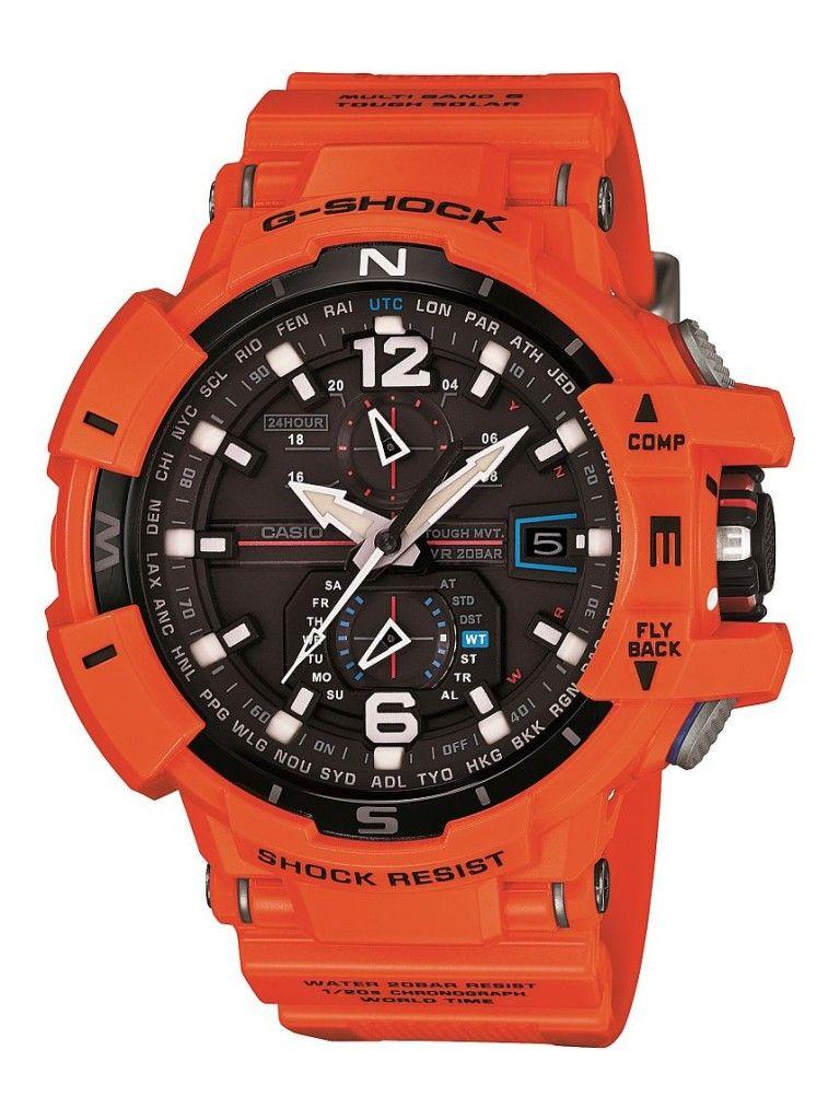 Casio G-Shock G-Aviation GWA1100 Watch   aBlogtoWatch