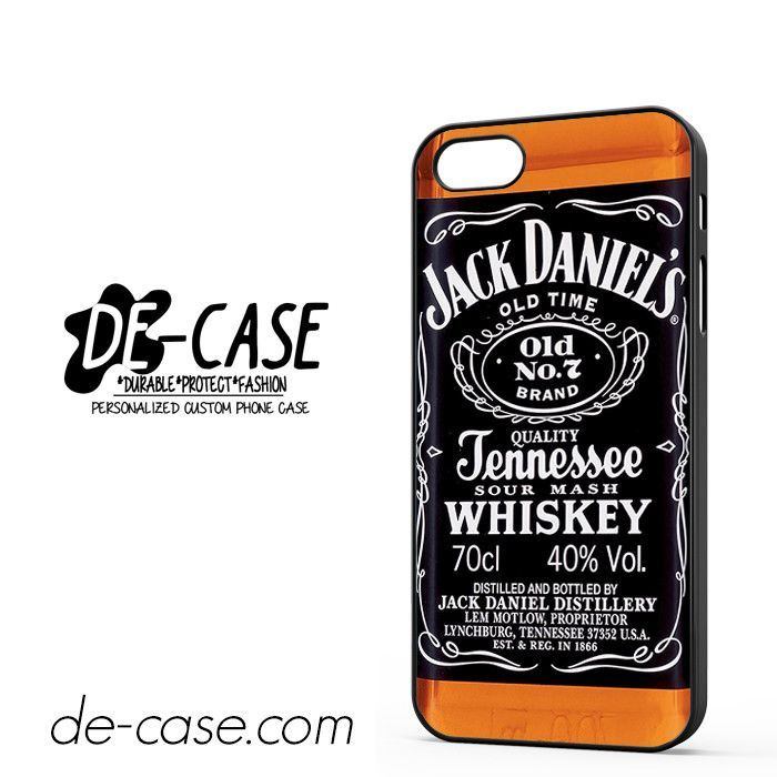 Jack Daniels Whiskey DEAL-5739 Apple Phonecase Cover For Iphone 5 / Iphone 5S