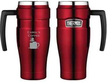 Huge Selection Personalized Stainless Steel Travel Mugs