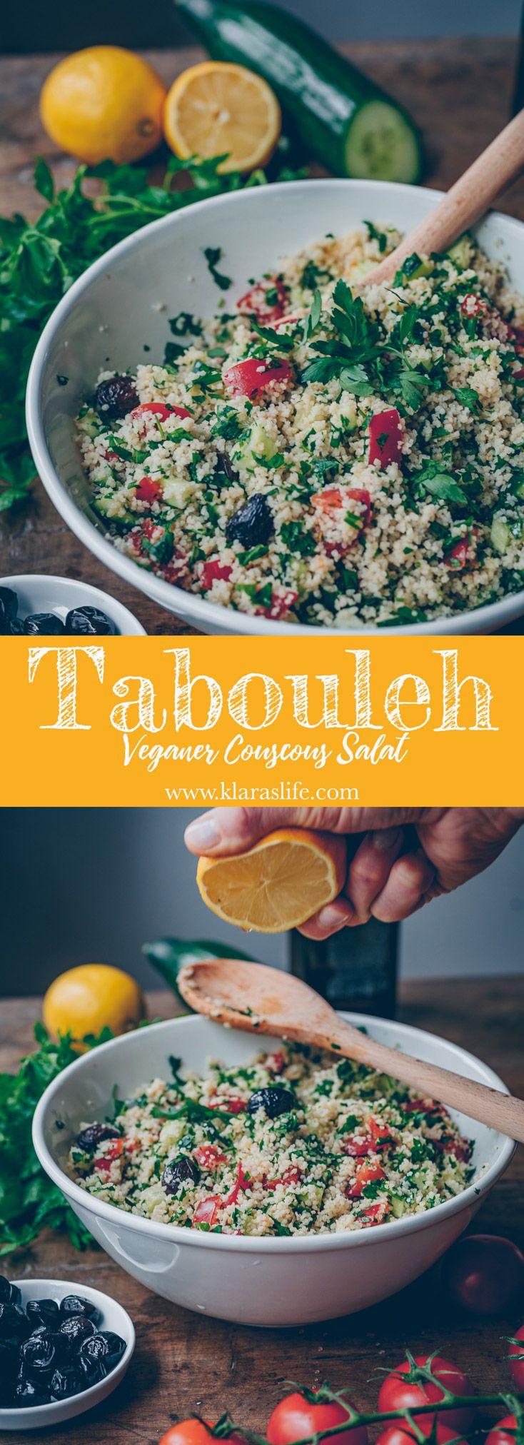 Tabouleh #gezondeten