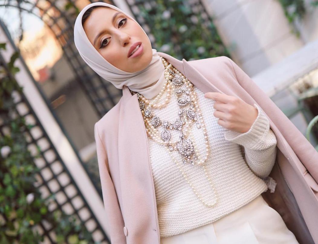Melanie Elturk The Maven Of Modest Fashion Behind Haute Hijab Fashion Modest Fashion Fashion Blogger