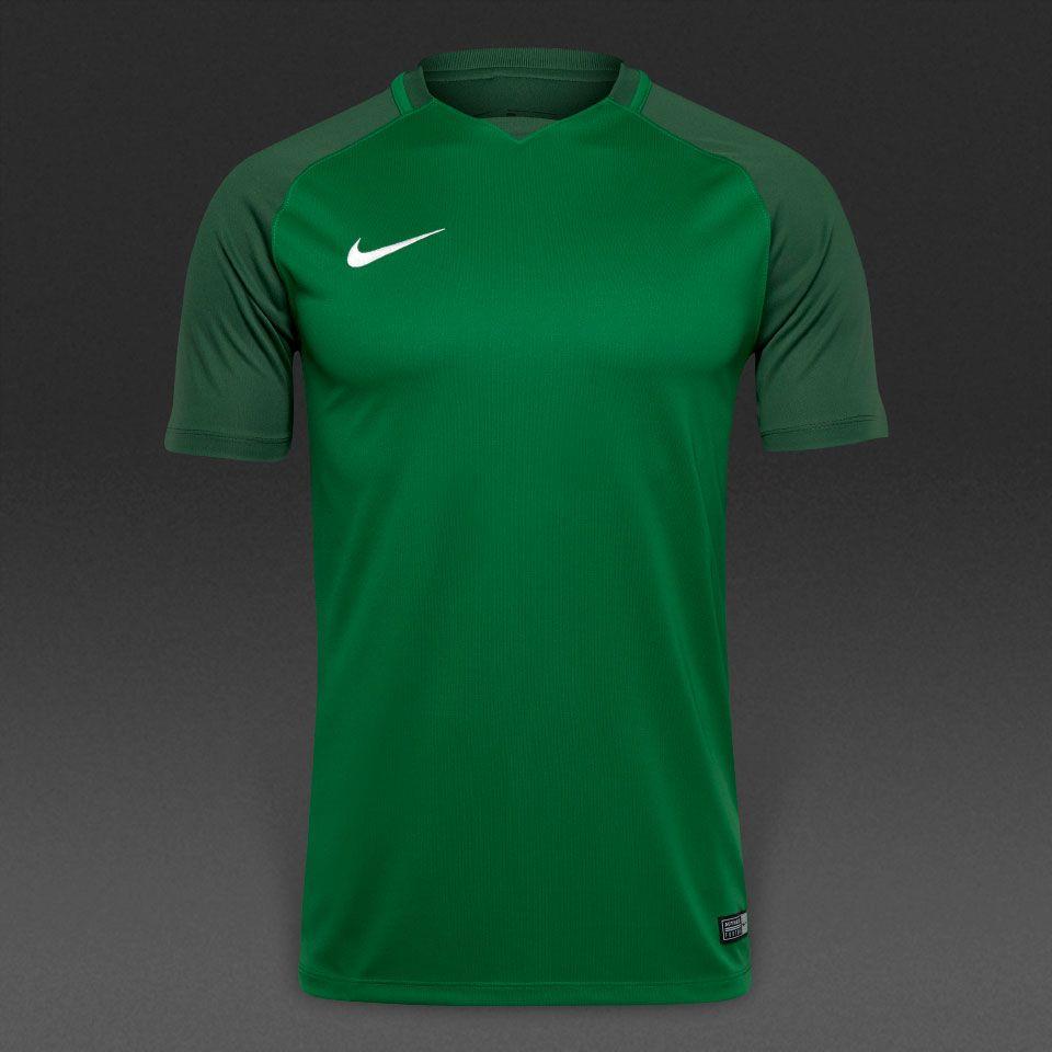 911a380dd Nike Trophy III SS Jersey - Pine Green/Gorge Green   Soccer stuff ...