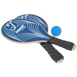 Raquete de Frescobol Impar Linhas Kit Com 02 Raquetes E 01 Bola - Azul Esc/Branco Desconto Centauro para Raquete de Frescobol Impar Linhas Kit Com 02 Raquetes E 01 Bola - Azul Esc/Branco por apenas R$ 34.90.