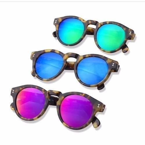 Óculos Sol Feminino Illesteva Armação Tartaruga Varias Cores - R  84 ... 0dd2372bca