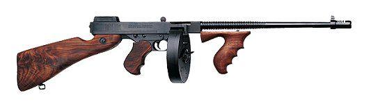 T150D 1927A1 Thompson SA 45 ACP 16 5 20, 50, Walnut Stk T1