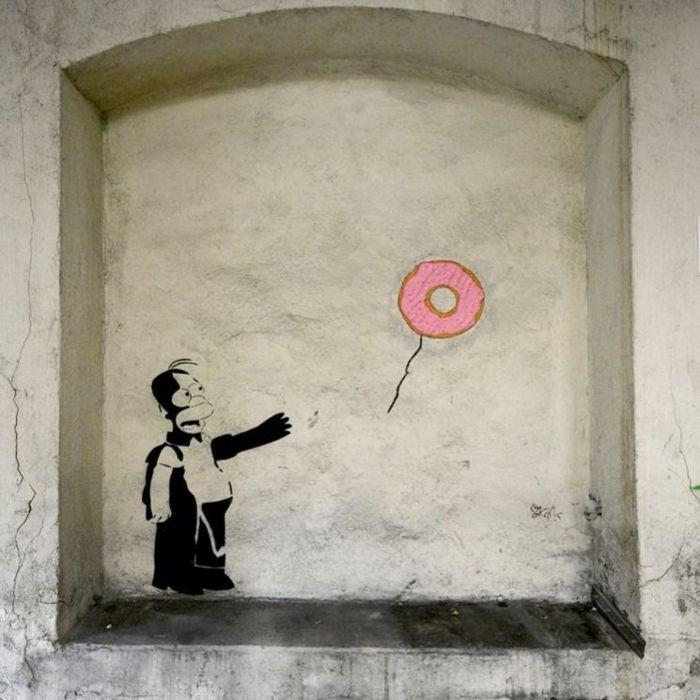 Pochoir street art - trouvez la créativité en 65 images ...