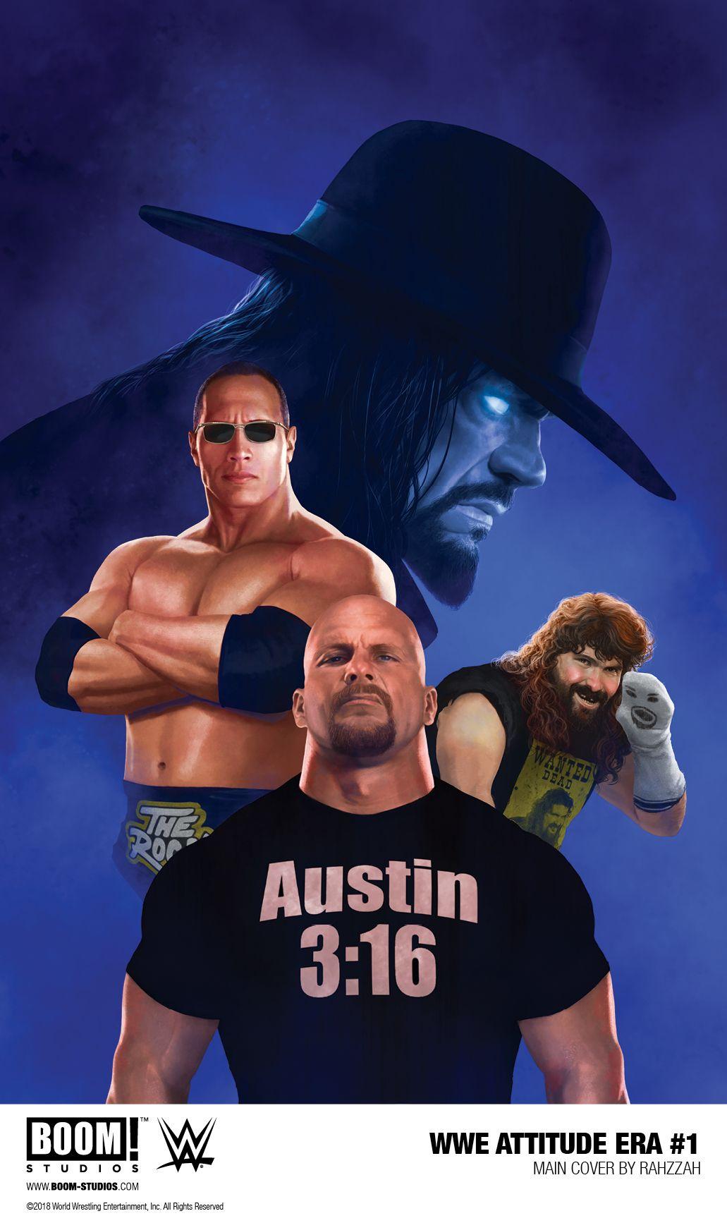 Dx Invades Wcw Nitro In First Look At Wwe Attitude Era Comic Wrestling Superstars Wwe Wrestling Wwe