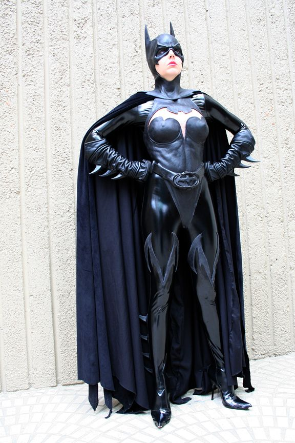 i4togtumblog Holy awesome leather u0026 PVC cosplay Batgirl outfit Batman! porkiepuss Batgirl Batwoman & i4togtumblog: Holy awesome leather u0026 PVC cosplay Batgirl outfit ...