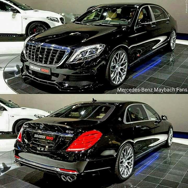 Auto Mercedes Benz: Mercedes-Benz Maybach Sedan