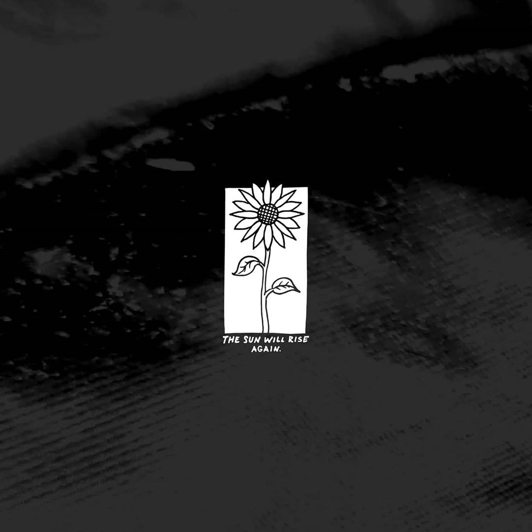 A friendly reminder. 🌻 . . . . . . . . . . . . . . . #instagood  #creative #instaartist #graphic #graphics #logographic #design #graphicdesign #illustration #logodesign #gooddesign #shirtgraphic #drawing #tattoo #tattooflash #flashtattoodesign #flashdesign #tattooideas #tattoodeaign  #illustrator #adobe #balikartlindogprogram #instadesign #sunflower #sunflowertattoo #goodthingsarecoming