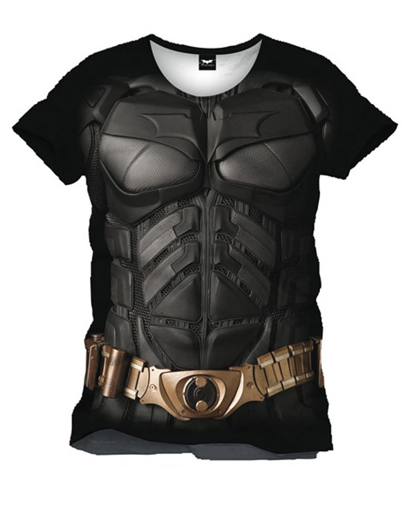 ef383f40e Batman T-Shirt Dark Knight Suit