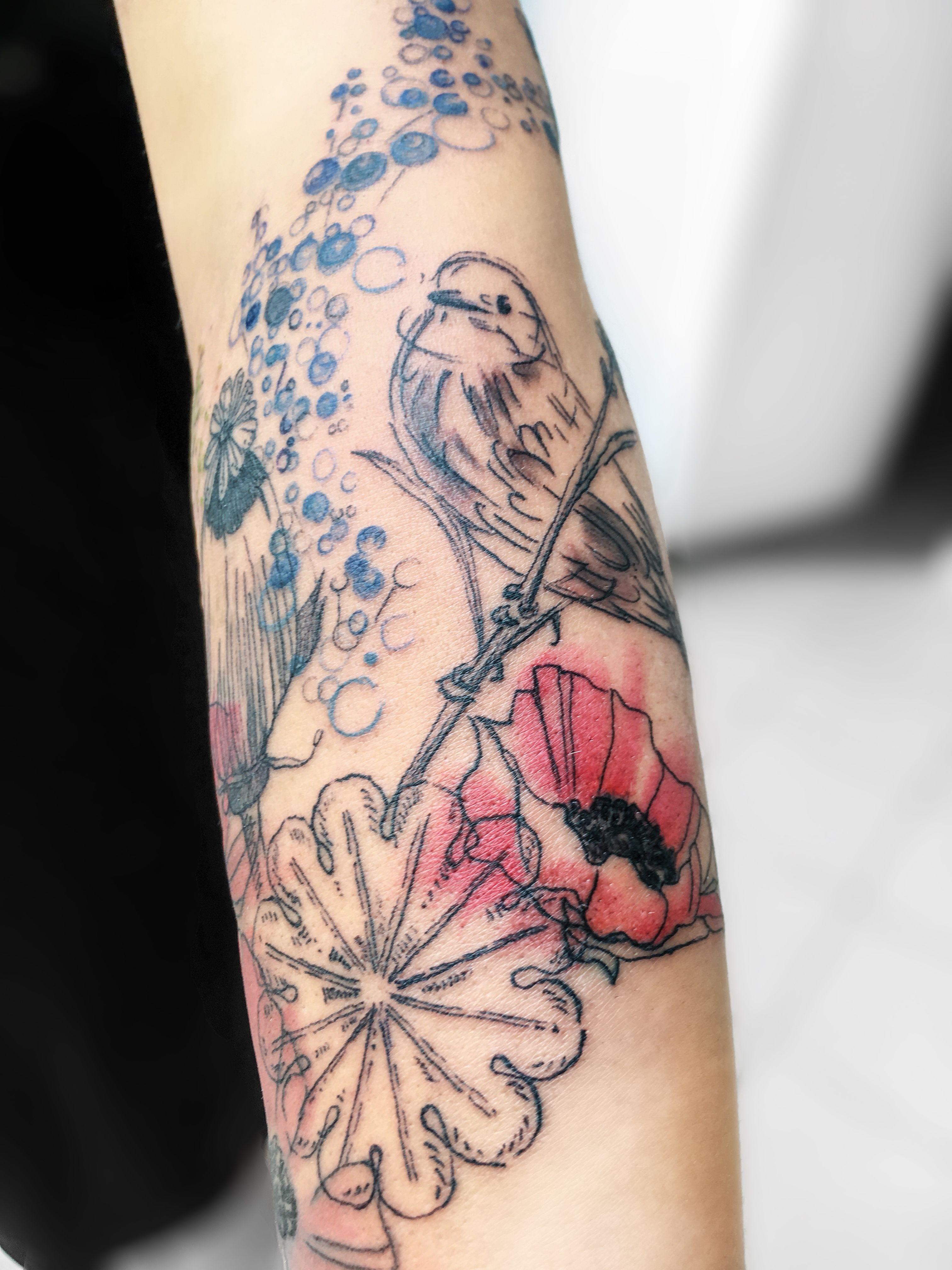 Pin von Barbara von Tannenberg auf Sündige Haut Tattoos